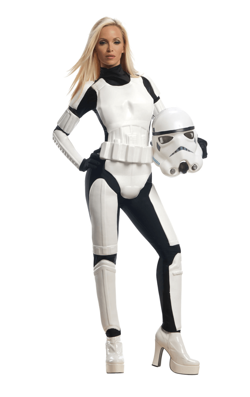 Adult Star Wars Female Stormtrooper Costume