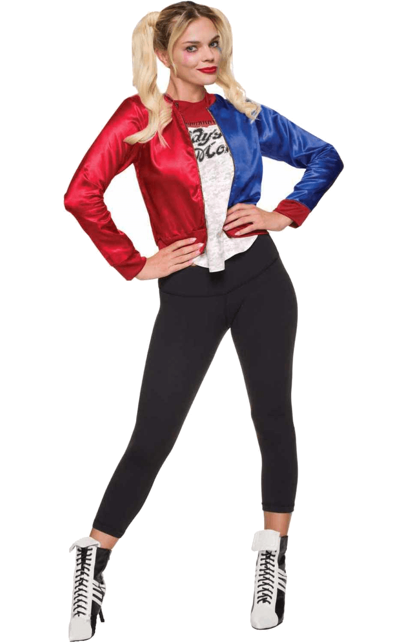 Adult Harley Quinn Costume Kit