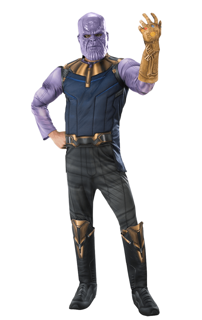 Thanos Infinity War Costume