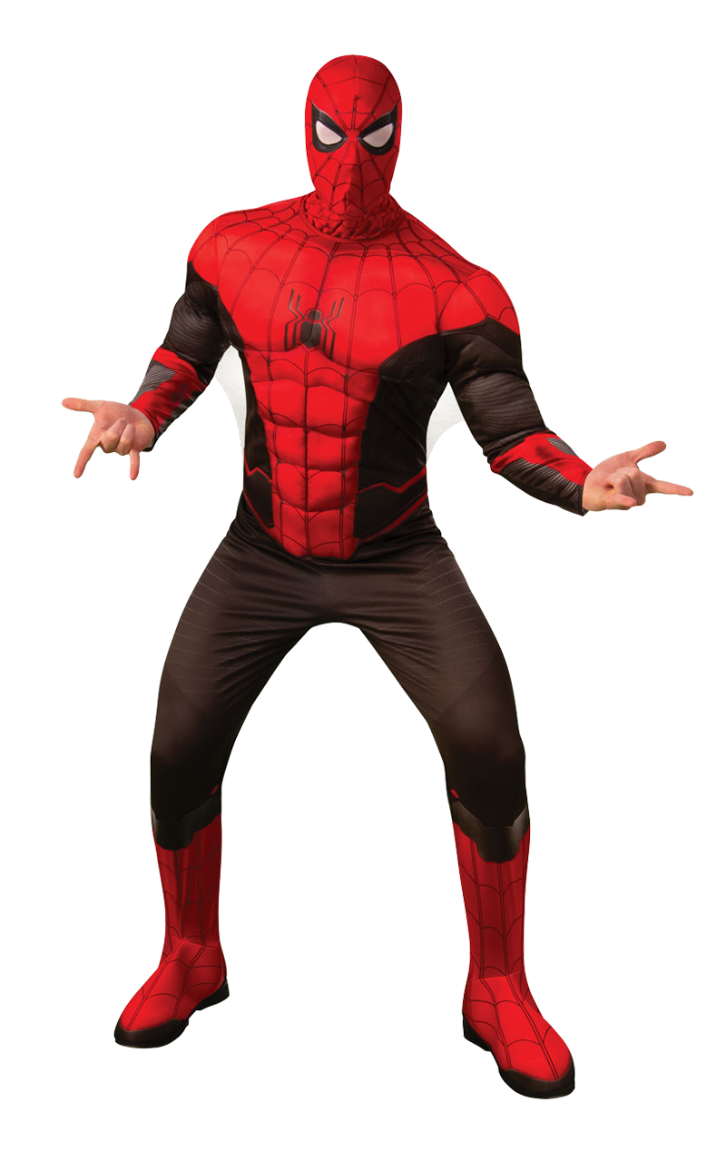 Mens Far From Home Spider-Man Costume