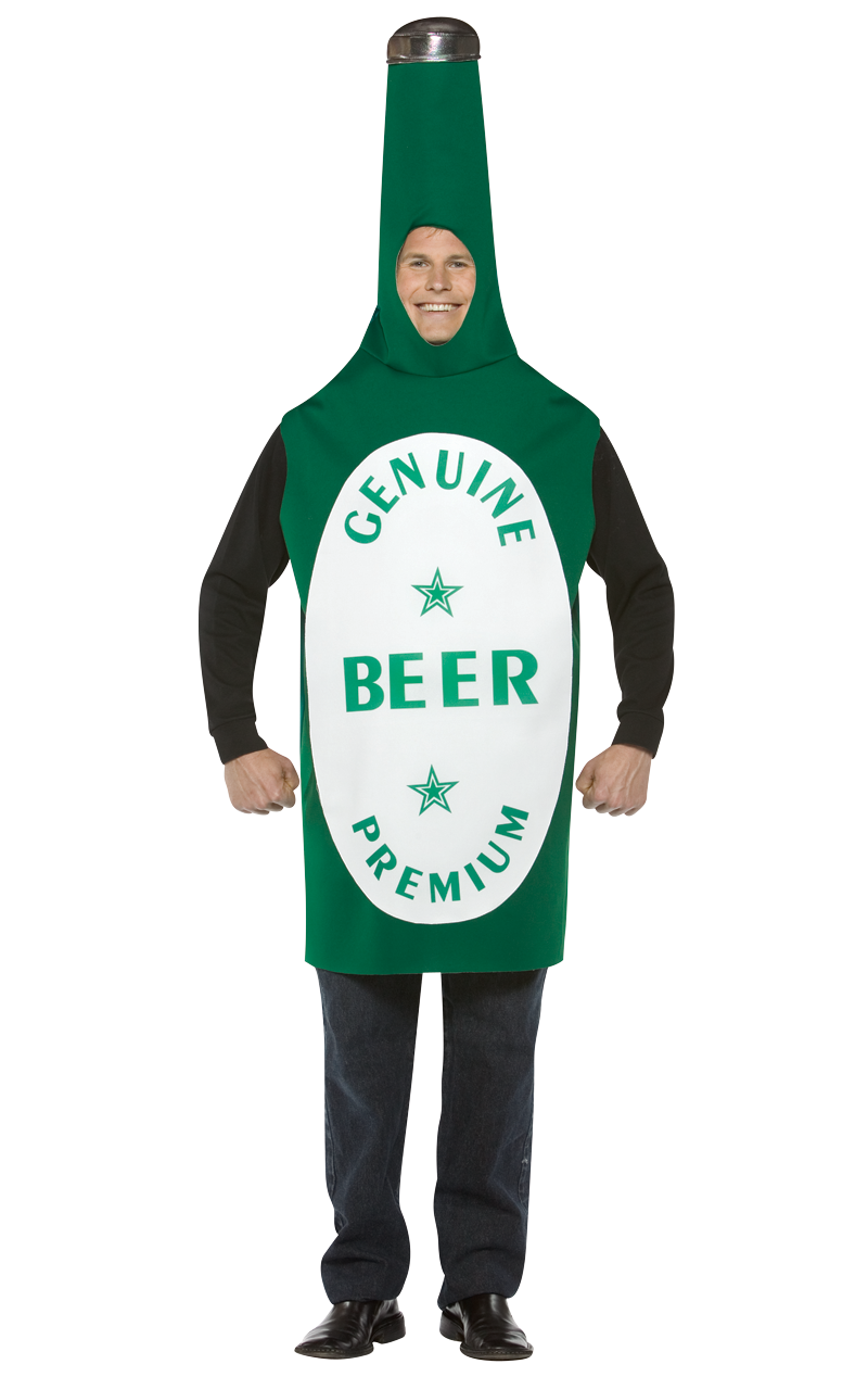 LW Beer Bottle