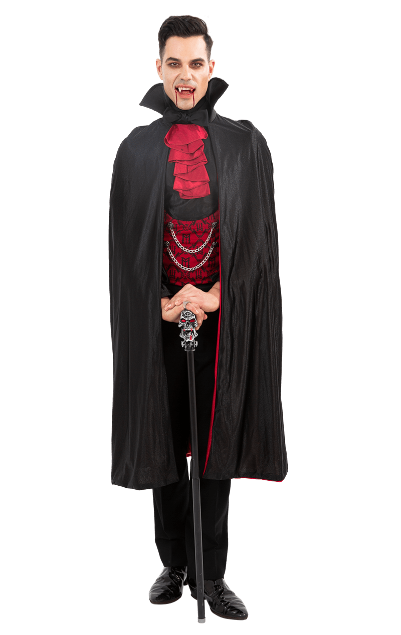 Adult Count Bloodthirst Vampire Costume
