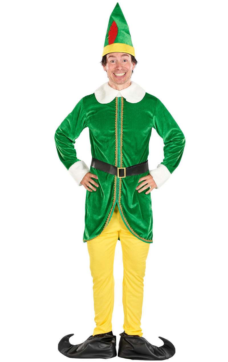 Adult New York Elf Costume