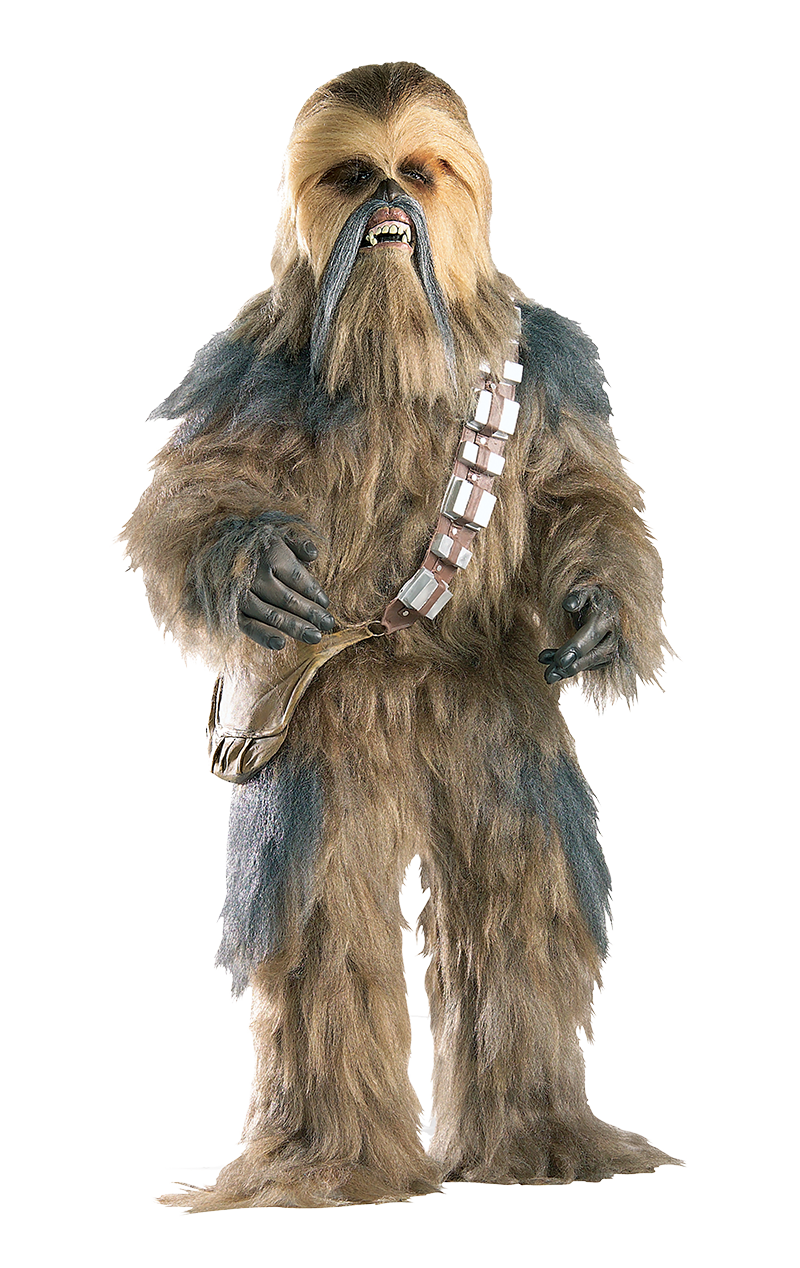 Chewbacca Supreme Costume