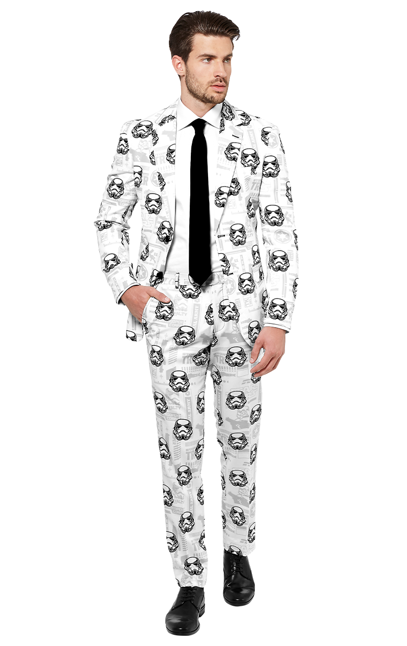 Mens Stormtrooper OppoSuit