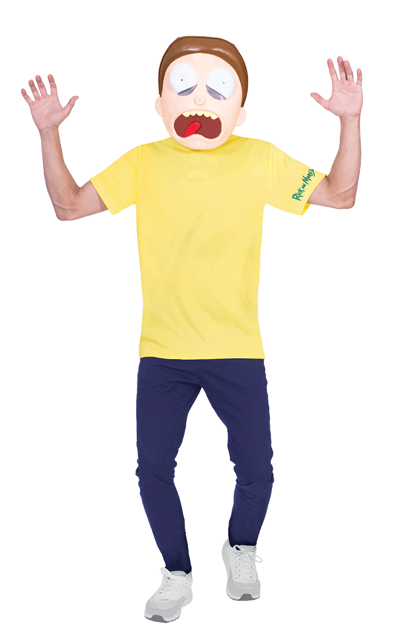 Morty Costume