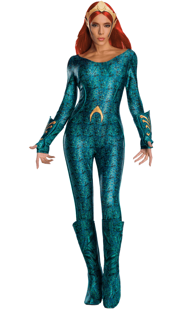 Mera Aquaman Costume