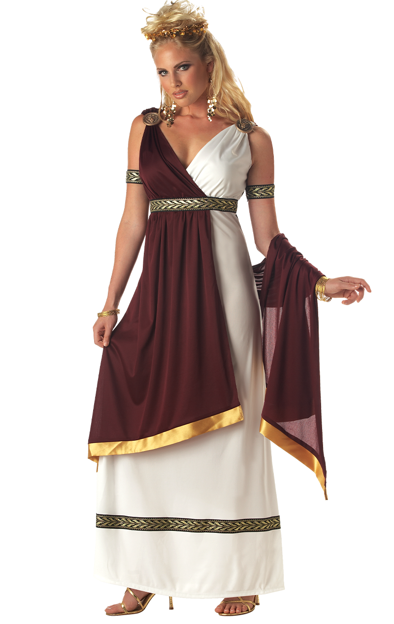 Adult Elegant Roman Empress Costume