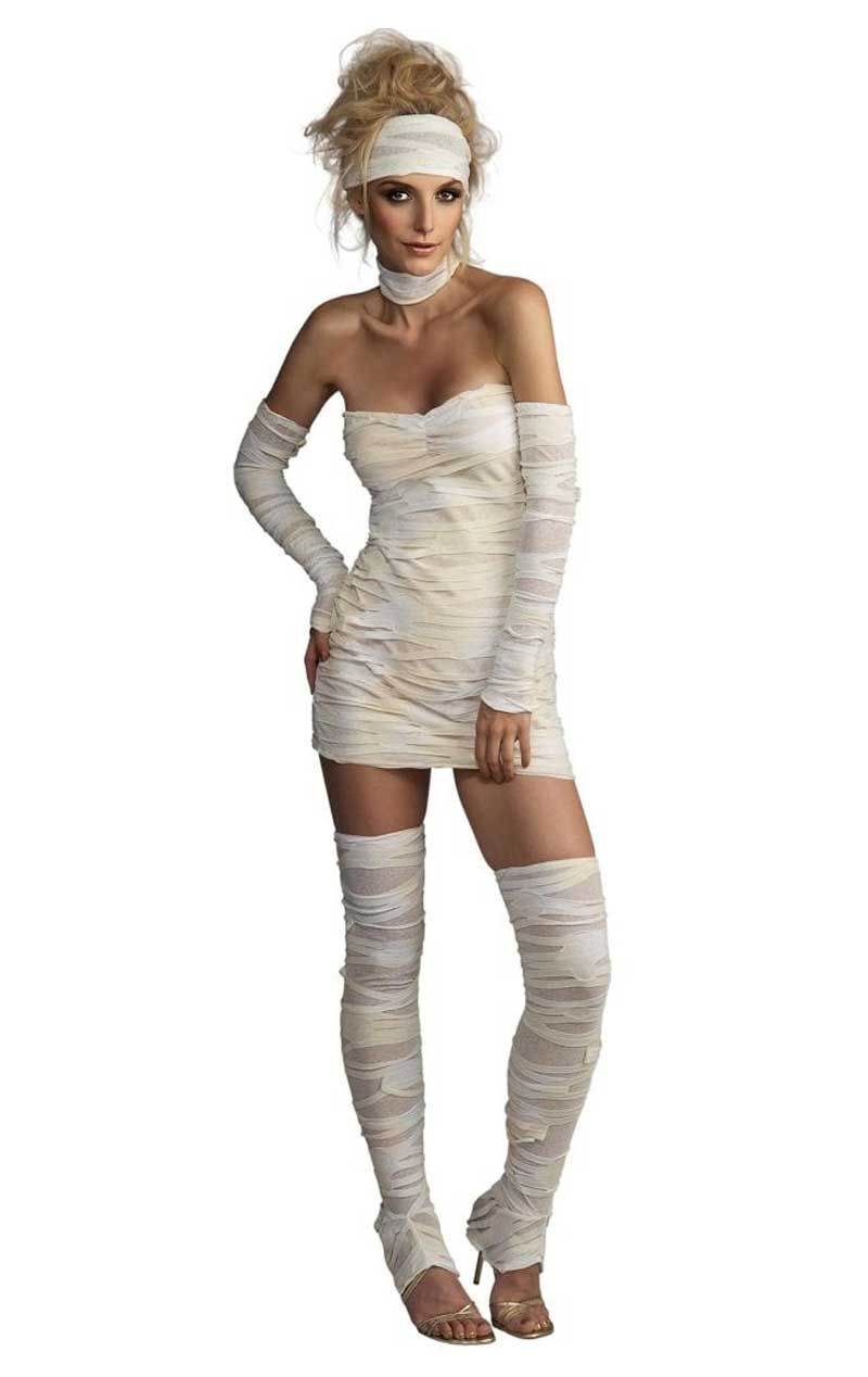 Ladies' Mummy Costume