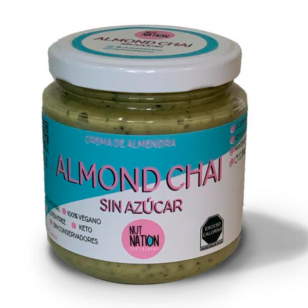 Spread Almond Chai