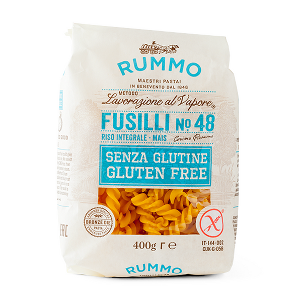 Fusilli No. 48 Gluten Free - Mercatto