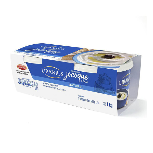 Jocoque Natural Libanius (Kosher)