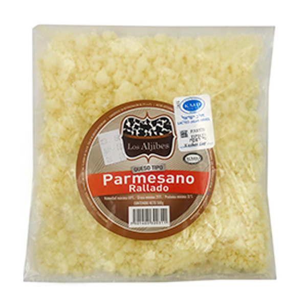 Queso Parmesano Rallado - Mercatto