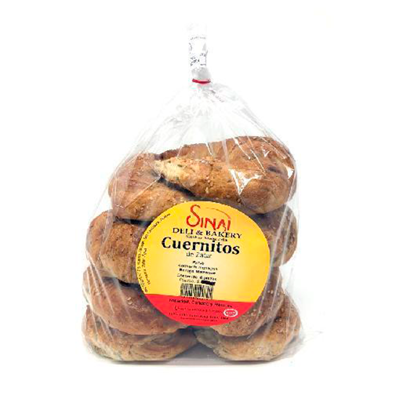 Cuernitos de zatar