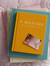 Load image into Gallery viewer, Baby Journal - 9 Months - Pregnancy Journal