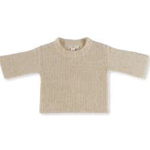 Load image into Gallery viewer, Speckle Rib Pull Over - Golden Speckle