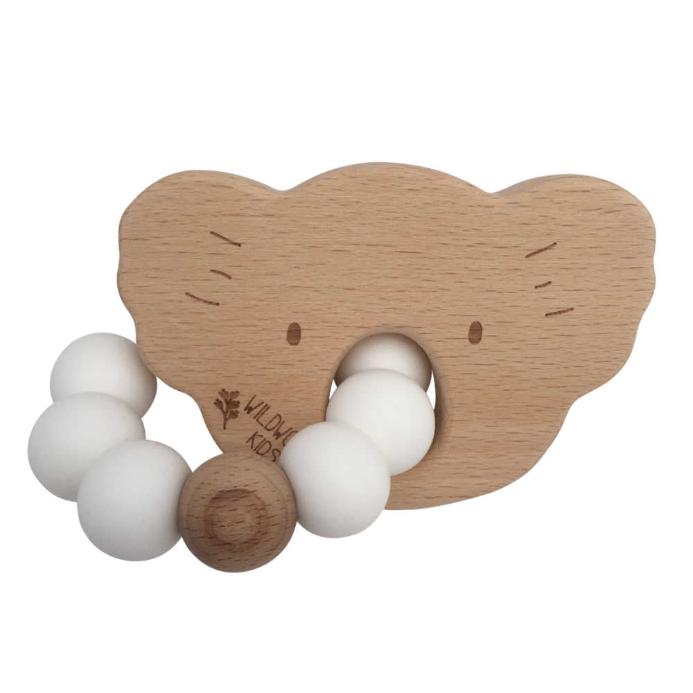 Koala Teether - Scandi