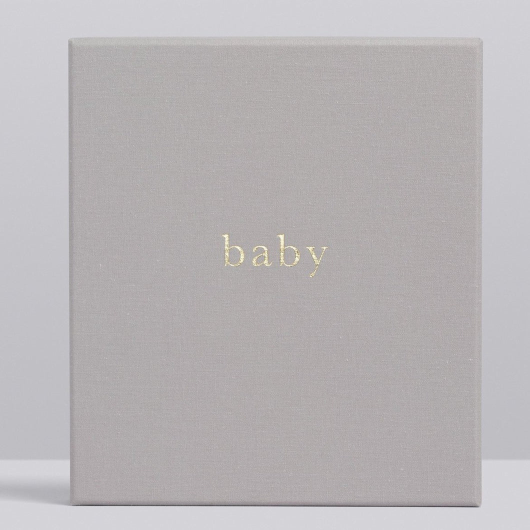 Baby Journal - Your First Five Years