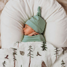 Load image into Gallery viewer, Snuggle Swaddle Set - Sage