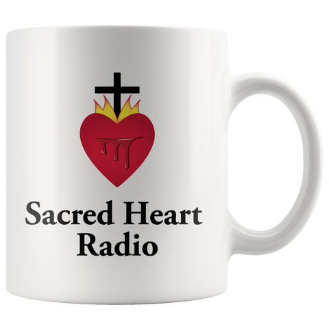Sacred Heart Radio - Coffee Mug