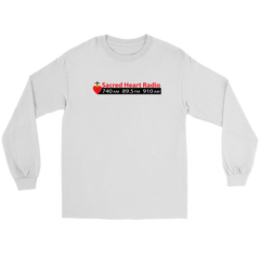 Sacred Heart Radio Long Sleeve Tee