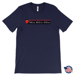 Sacred Heart Radio Mens T-Shirt