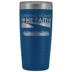Driving Home the Faith 20 oz Tumbler