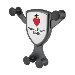 Sacred Heart Radio Wireless Car Charger