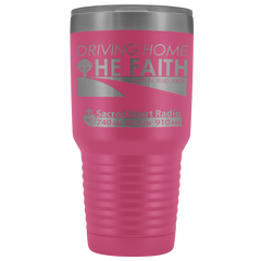 Driving Home the Faith 30 oz Tumbler