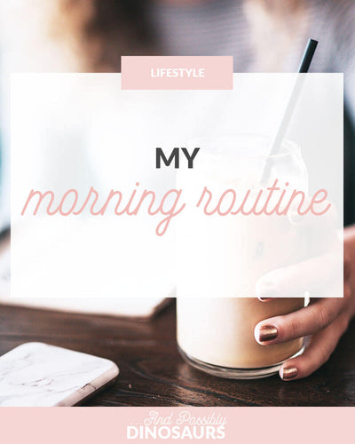 Why Busy Moms Need a Morning Routine