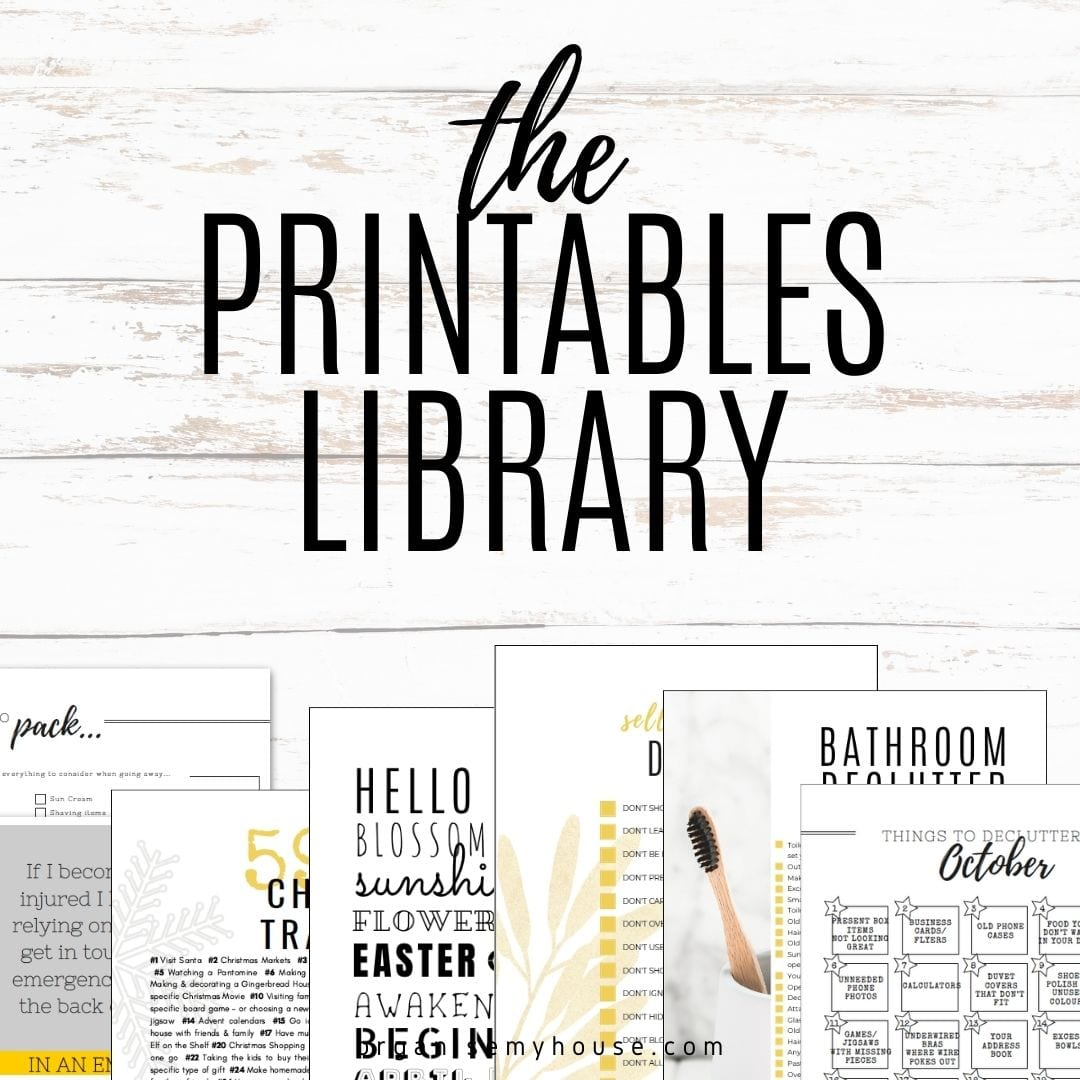 New Printables, Check Them Out!