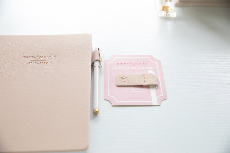Adhesive Pen Holder | momAgenda