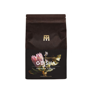 GEISHA COFFEE RARITY