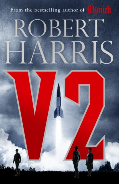 V2: The brand new Second World War thriller