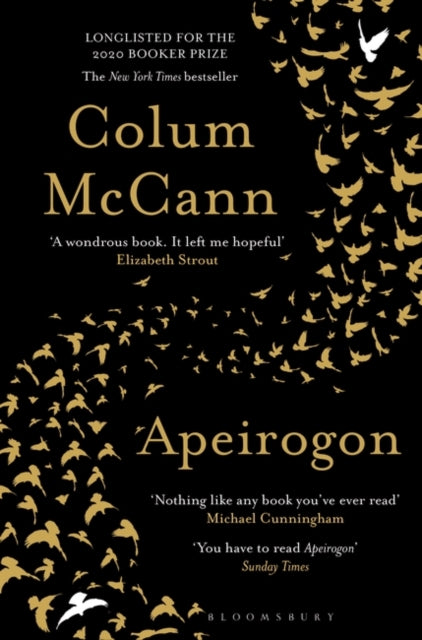 Apeirogon : Longlisted for the 2020 Booker Prize