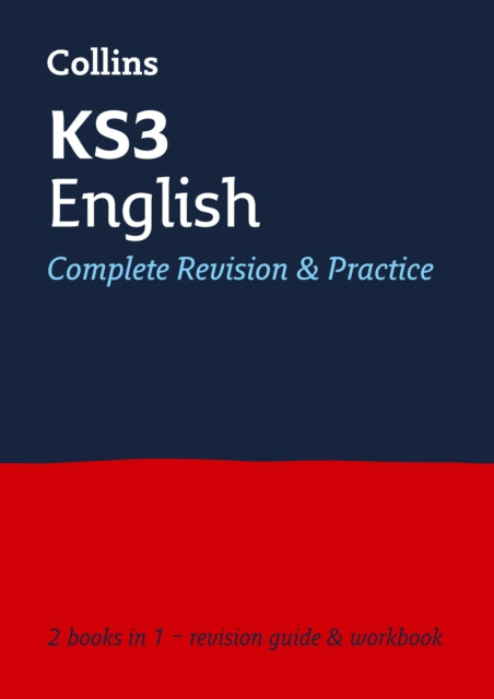 KS3 English All-in-One Complete Revision and Practice : Ideal Catch-Up for Years 7, 8 and 9