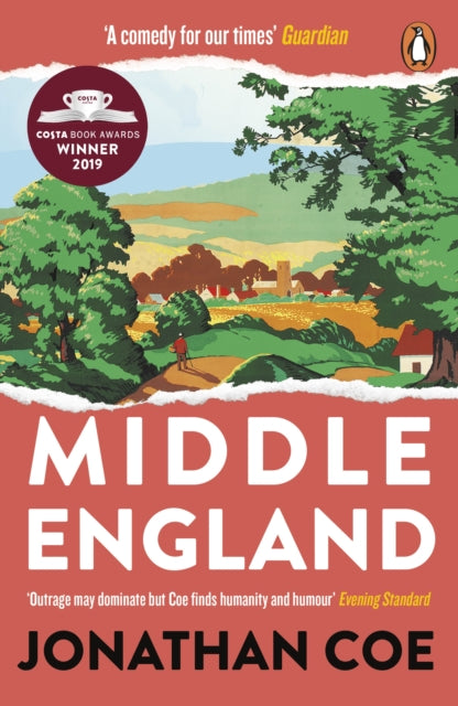 Middle England : Winner of the Costa Novel Award 2019