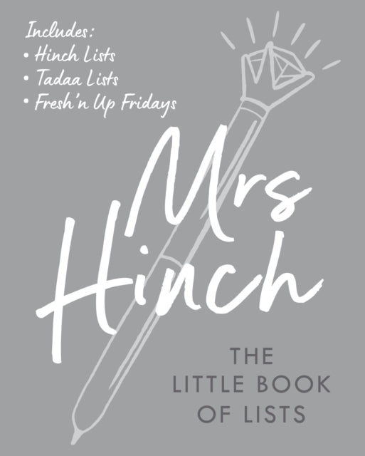 Mrs Hinch: The Little Book of Lists
