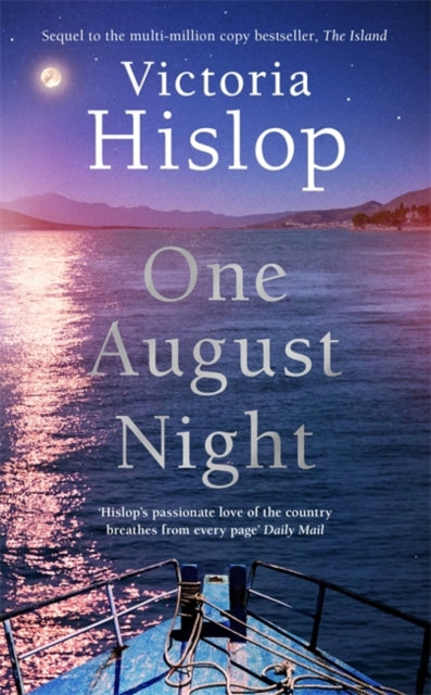 One August Night : Sequel to much-loved classic, The Island