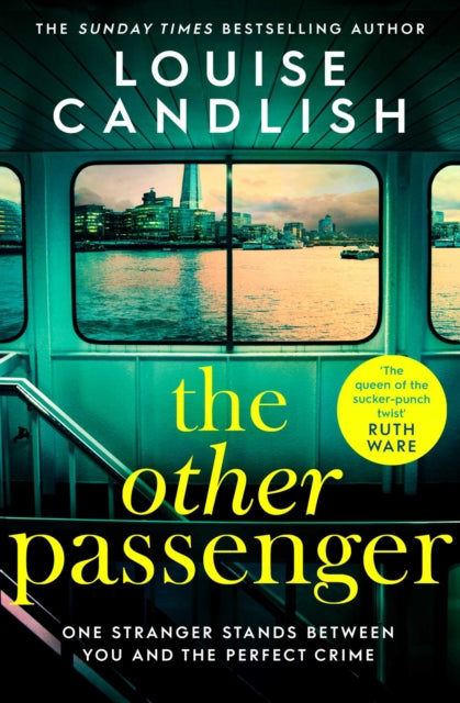 The Other Passenger : Brilliant, twisty, unsettling, suspenseful - an instant classic!