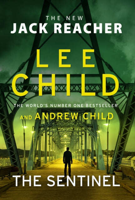 The Sentinel: Jack Reacher 25