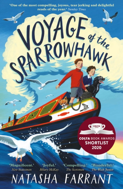Voyage of the Sparrowhawk