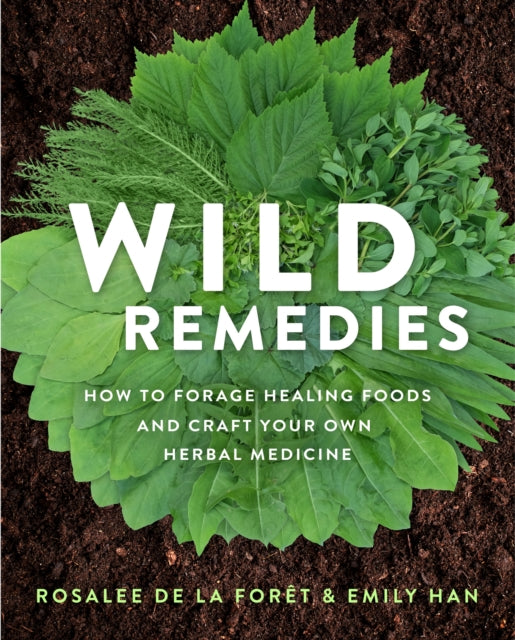 Wild Remedies : How to Forage Healing Foods and Craft Your Own Herbal Medicine