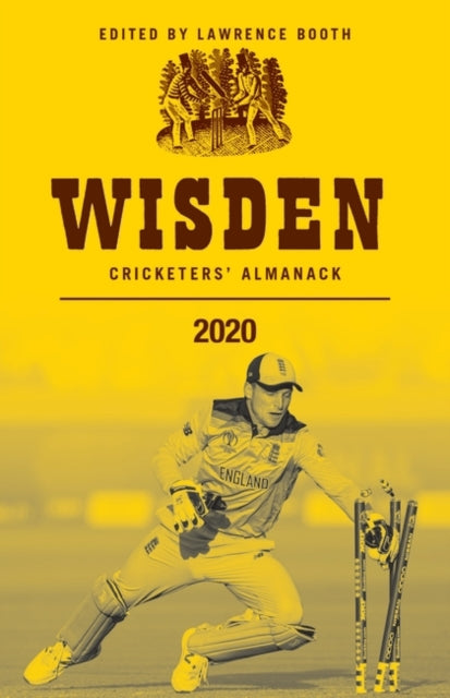 Wisden Cricketers' Almanack 2020
