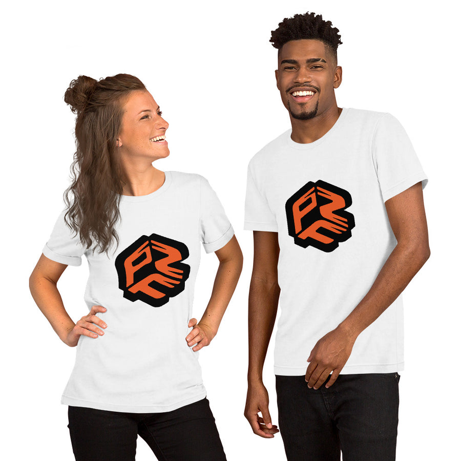 Puzzlefreakz T-Shirt unisex Orange