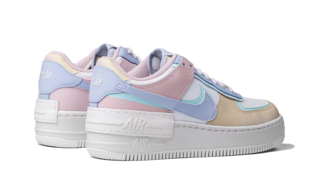 Nike Air Force 1 Shadow Pastel Outsole Shop one of the largest nike air force 1 shadow collections at fitmysole. outsole