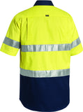3M Taped Hi Vis Cool Lightweight Shirt - Short Sleeve