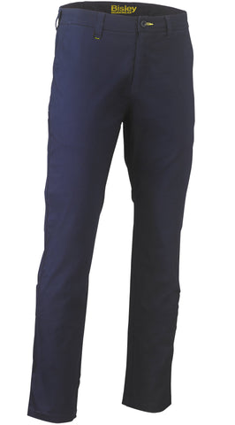 Stretch Cotton Drill Work Pants