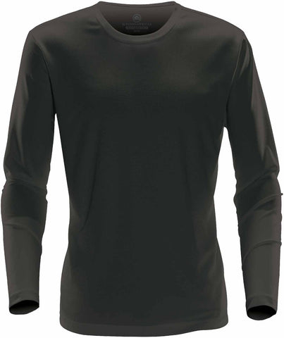 Mens Eclipse H2X-Dry L/S T-Shirt