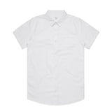Mens Oxford Short Sleeve Shirt